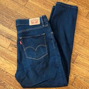 Levis 721 high rise skinny MAKEOFFER DONATING OCT
